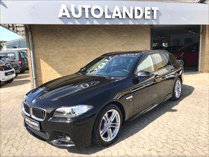 BMW520d2,0 Touring M-Sport aut., 94.000 km