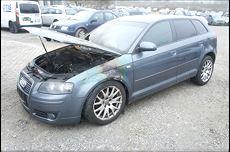 Audi A3 8P SPORTSBACK 08> 1.9TDI