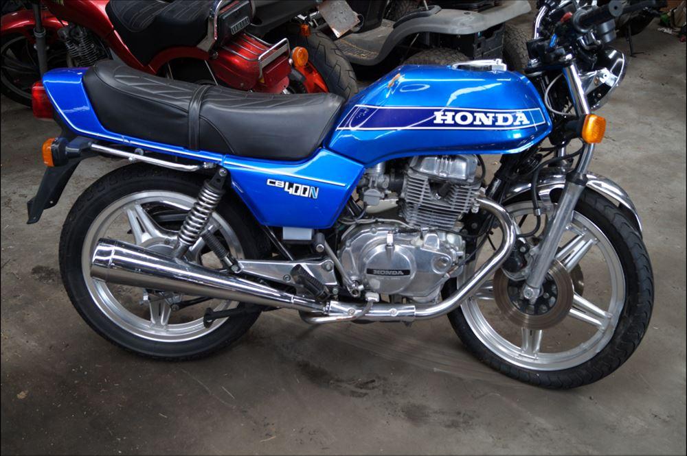 HONDA CB CB400N