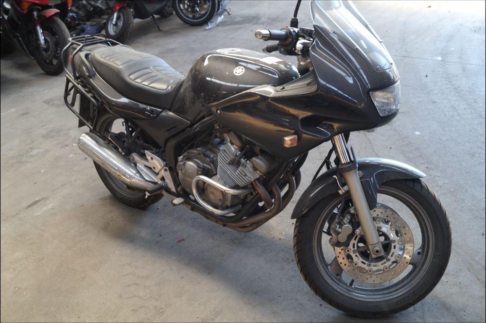 Yamaha XJ XJ600S
