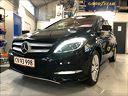 Mercedes-Benz B-Electric aut., 55.000 km, 199.900 kr