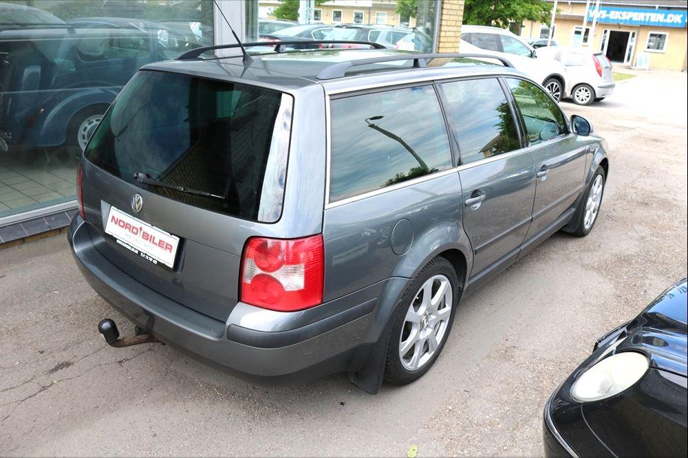 Billede 4: VWPassat1,9 TDi 100 Comfortline Variant