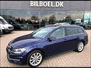 VW Golf 1,4 TSi 150 Highl. Variant DSG, 29.000 km, 284.900 kr