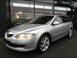 Billede 1: Mazda62,0 Inclusive stc.