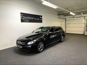 Mercedes-Benz C220 d Avantgarde stc. aut.