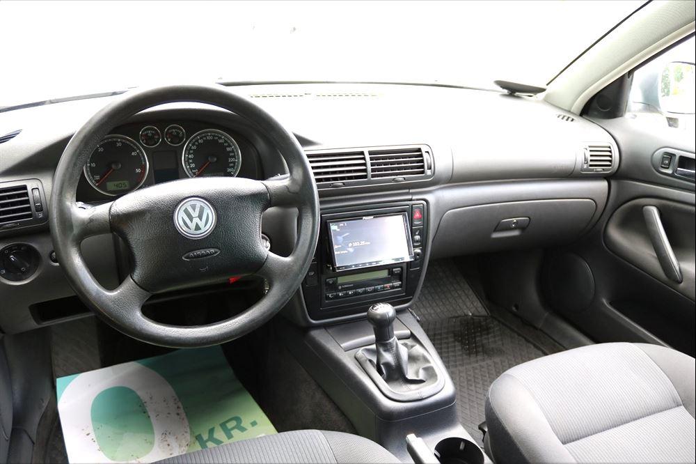 Billede 7: VWPassat1,9 TDi 100 Comfortline Variant