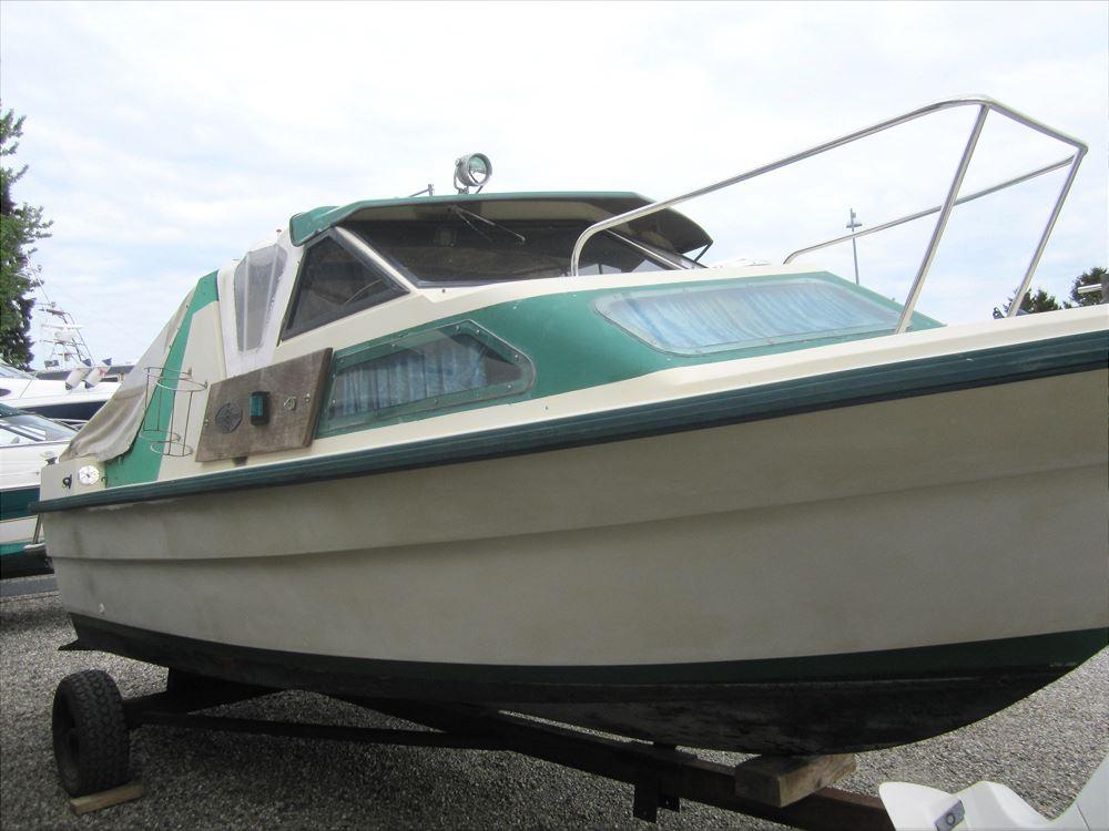 Mørebas 7200 Motorbåd