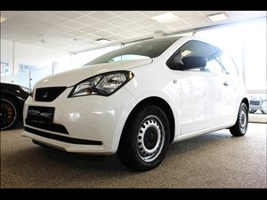 Seat Mii 1,0 60 Reference eco 3d, 135.000 km
