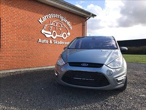 Ford S-MAX 2,0 Tdci Aut. (140 Hk, 7p), 192.000 km