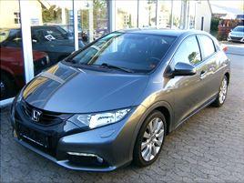 Honda Civic 1,8 i-VTEC Sport, 44.000 km, 129.900 kr