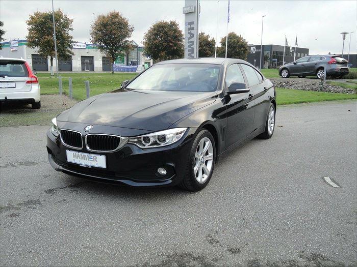 Billede 1: BMW420d2,0 Gran Coupé aut.