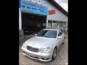 Billede 1: Mercedes-BenzC2202,2 CDi Avantgarde st.car