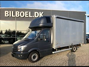 Mercedes-Benz Sprinter 2,2 CDi R3 Chassis, 34.000 km