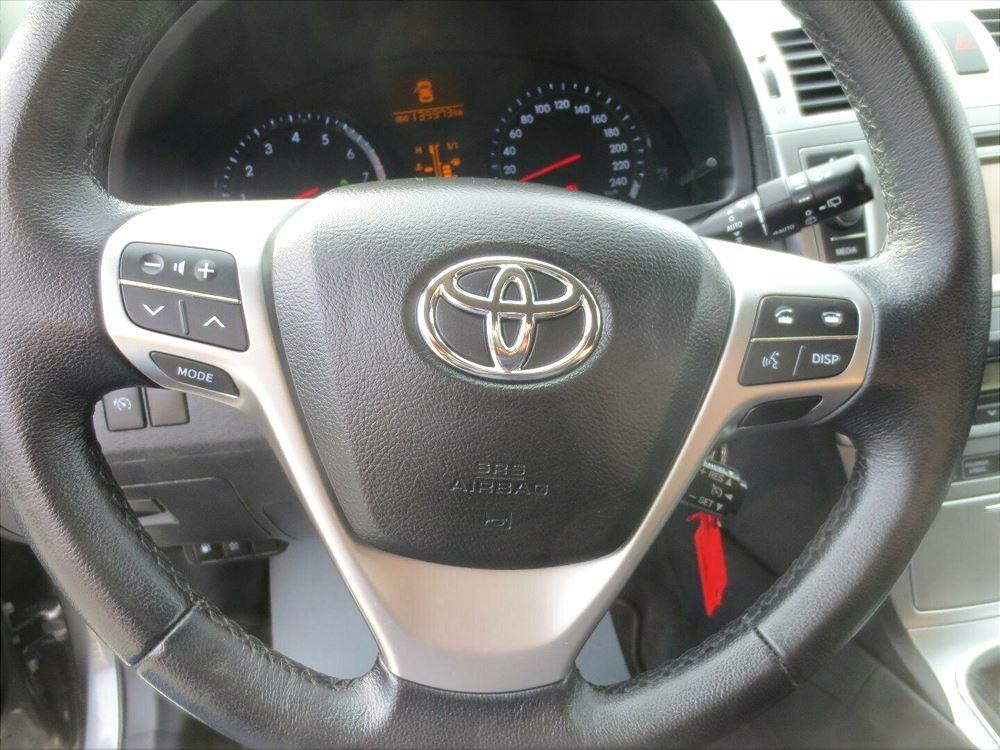 Billede 8: ToyotaAvensis1,8 VVT-i T2 Premium stc.