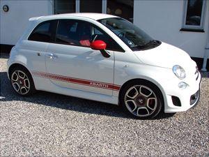 Fiat5001,4 Abarth, 53.000 km