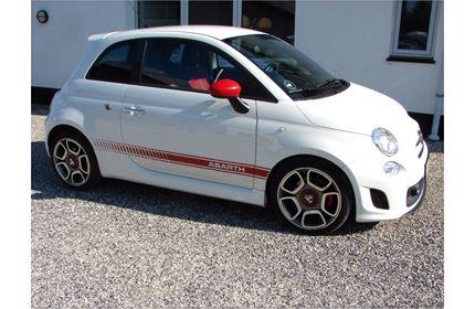 Billede 1: Fiat5001,4 Abarth