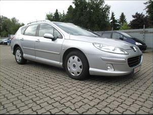 Billede 1: Peugeot4071,6 HDi ST Sport SW