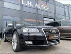 Audi A8 Sedan 4.2 TDI Diesel V8 326 HK, 4d, Tiptronic 6g, Quattro, 266.000 km, 164.500 kr