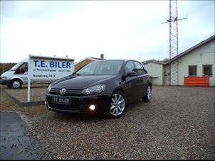 Billede 1: VW Golf VI 1,4 TSi 122 Highline