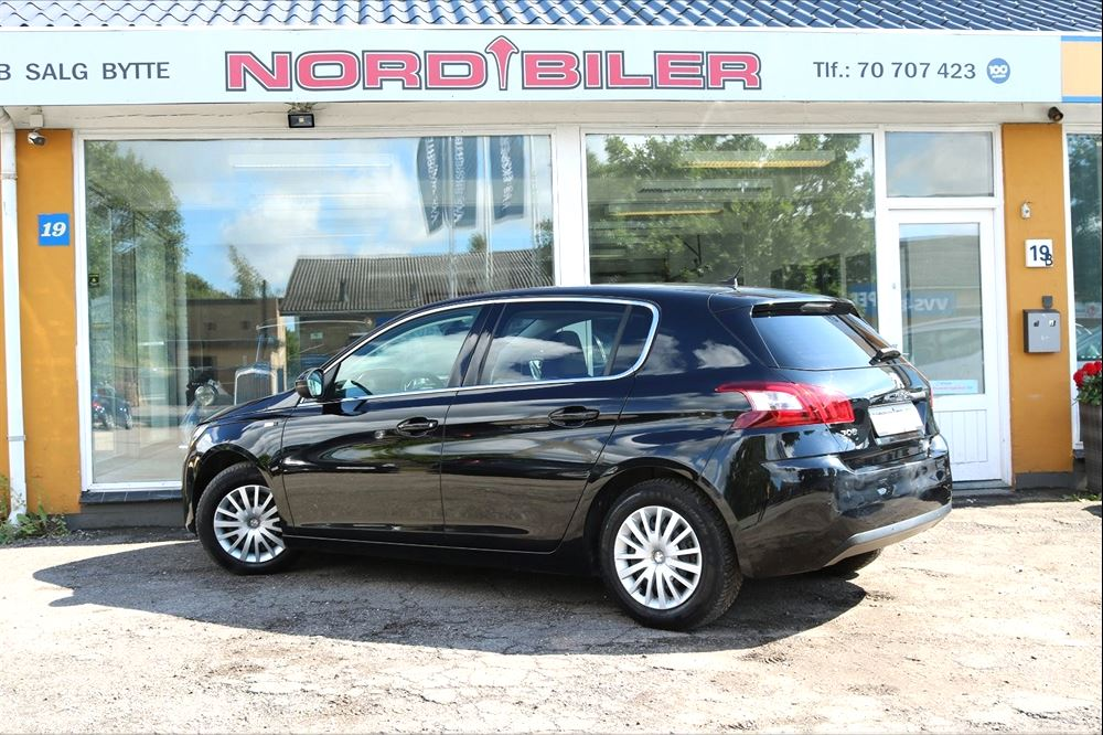 Billede 2: Peugeot3081,6 BlueHDi 120 Style