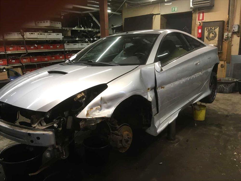 Toyota Celica 99> 1.8E5K