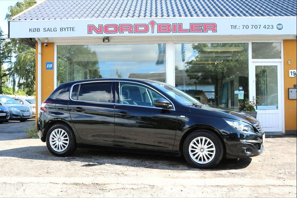 Billede 4: Peugeot3081,6 BlueHDi 120 Style