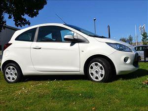 FordKa1,2 Trend+ 3d, 62.000 km