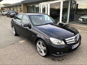 Mercedes-BenzC2202,2 CDi Avantgarde aut. BE 4d, 222.000 km