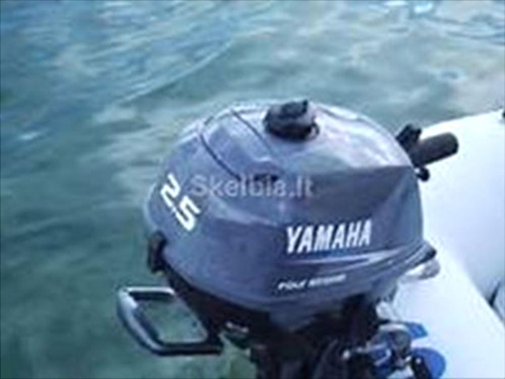 Yamaha F2,5AMHS/L påhængsmotorer