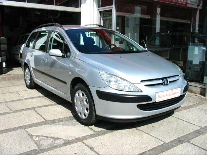 Billede 1: Peugeot3072,0 SW