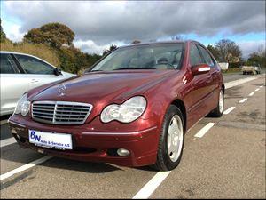 Mercedes-BenzC2002,2 CDi Elegance, 194.000 km