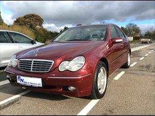 Billede 1: Mercedes-BenzC2002,2 CDi Elegance