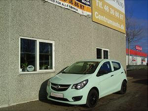 Opelkarl1,0 75Hk Essentia, 7.500 km