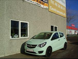 Billede 1: Opelkarl1,0 75Hk Essentia