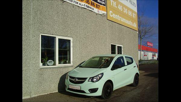 Opel karl 1,0 75Hk Essentia