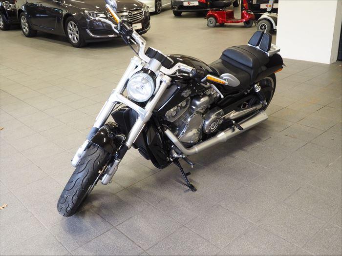 Billede 1: Harley DavidsonV-Rod