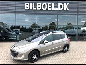 Peugeot3081,6 HDi 109 Premium SW, 227.000 km