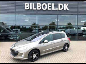 Billede 1: Peugeot3081,6 HDi 109 Premium SW