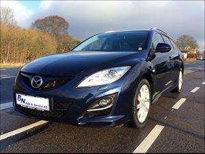 Mazda62,2 DE 129 Sport stc., 122.000 km