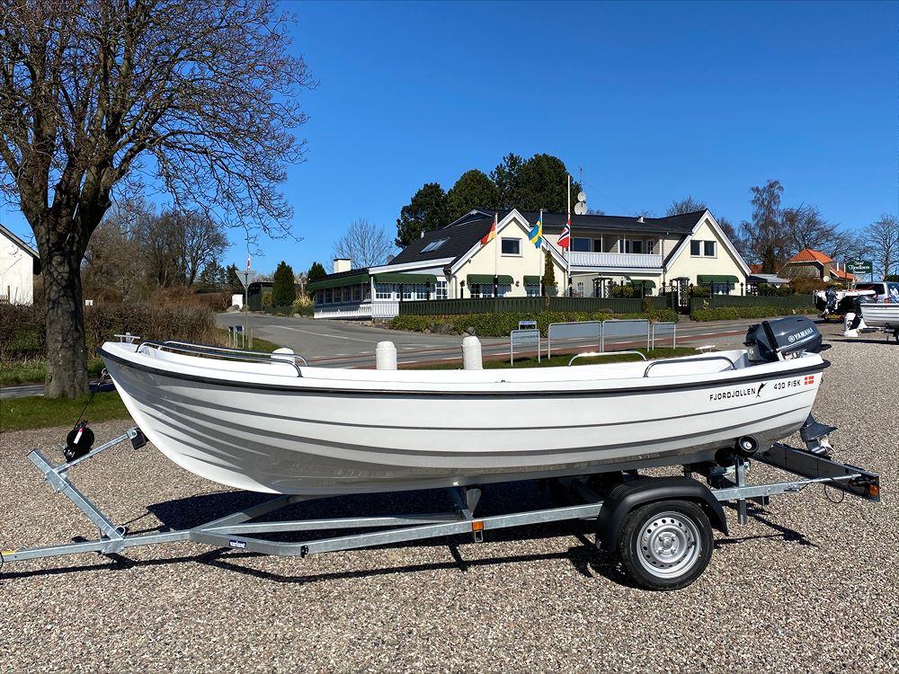 Fjordjollen 430 FISK