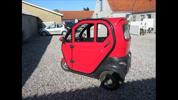 City Comfort XL EV 31