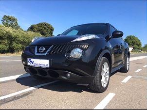 Billede 1: NissanJuke1,6 Acenta PD