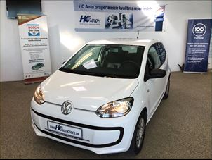 Billede 1: VW Up! 1,0 60 Take Up! BMT 3 dørs