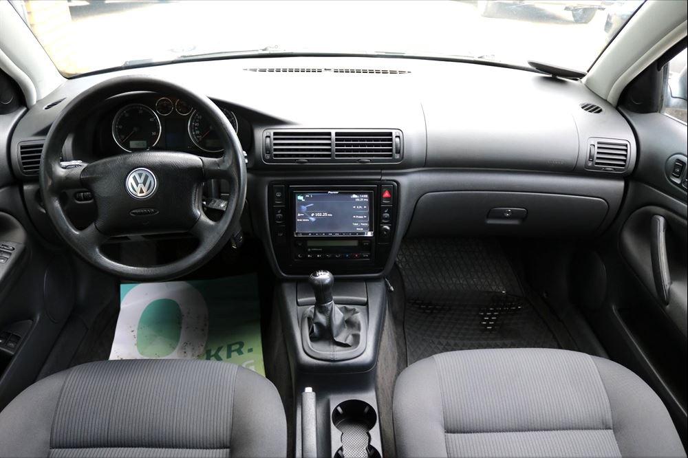 Billede 8: VWPassat1,9 TDi 100 Comfortline Variant