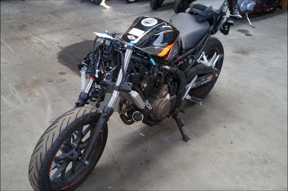 HONDA CBR CBR 500 RA