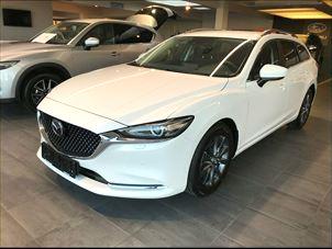 Billede 1: Mazda62,0 Sky-G 165 Premium stc.