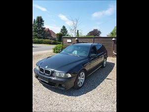 Billede 1: BMW540iTouring aut.