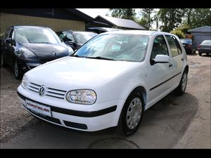 VW Golf IV 1,6, 231.000 km