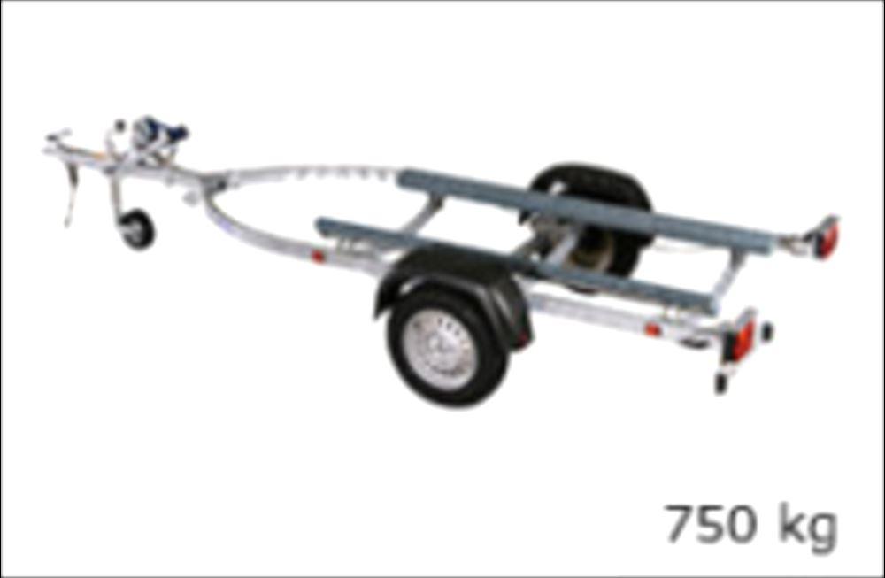 750 JS Vandscooter