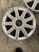 Audi A6 Alufælge, 1.200 kr